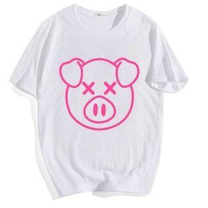 Shane Dawson Pink Pig White T Shirt Conspiracy